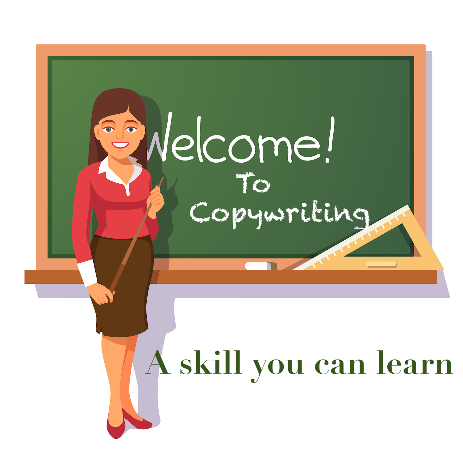 copywriting training take a course with us.