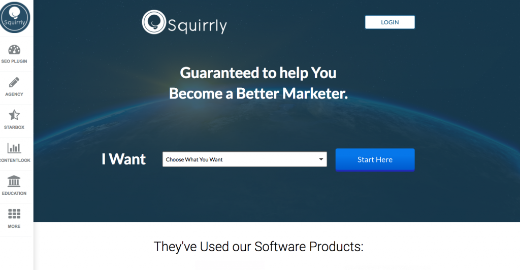 SEO checklist squirrly plugin helps optimise your site.