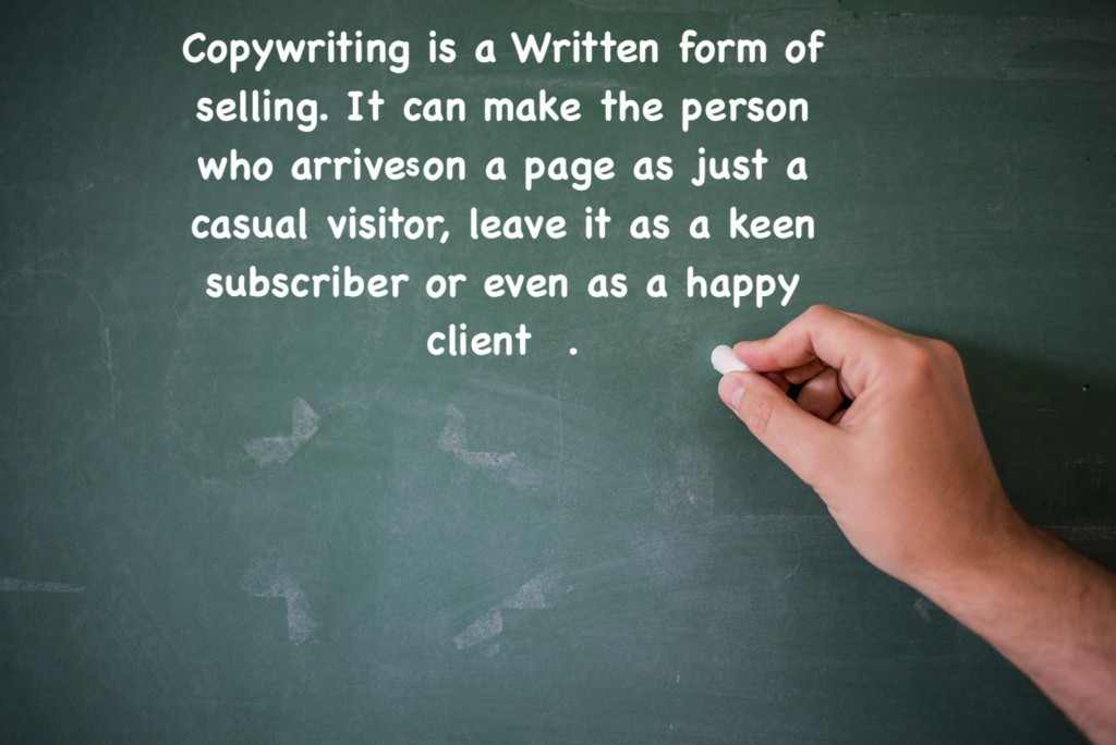 what is copywriting and how to do it