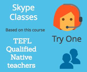 Skype classes