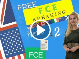 b2 first speaking paper 2