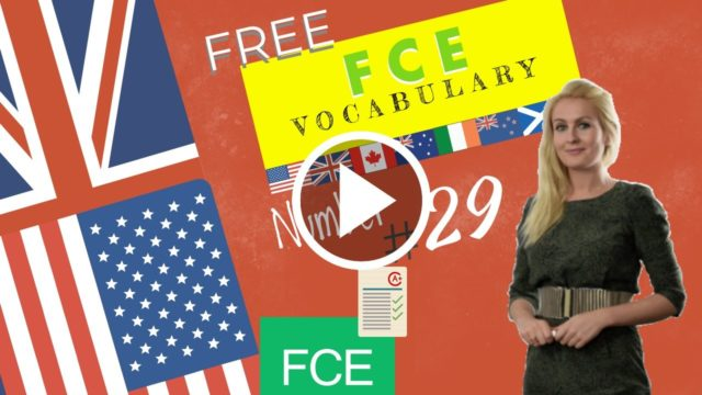 First Vocabulary 29