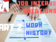 Job Interview Tips Part 2 work history