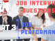 Job Interview Tips Part 3 Job performance