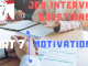 Job Interview Tips Part 7 Motivation