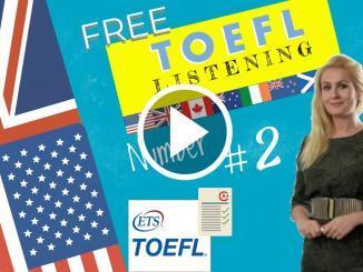 toefl listening format examples