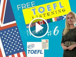 toefl listening question types