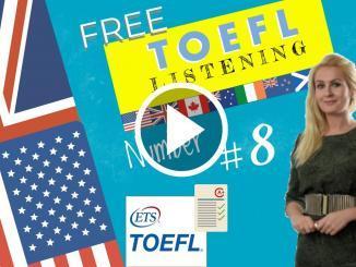 toefl listening strategies
