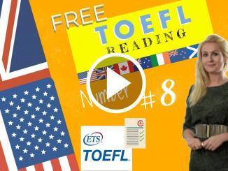 toefl reading questions