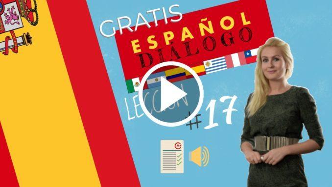 present tense Spanish