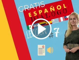 the verb SER in Spanish