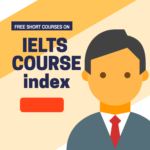 IELTS  COURSE index