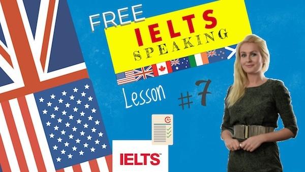 ielts speaking 7