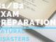 B1_B2 Exam preparation- natural disasters
