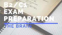 B2_C1 Exam preparation THE BRAIN