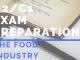 B2_C1 Exam preparation THE FOOD INDUSTRY