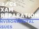 B2_C1 Exam preparation-environmental issues