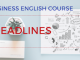 Deadlines Business English Lesson