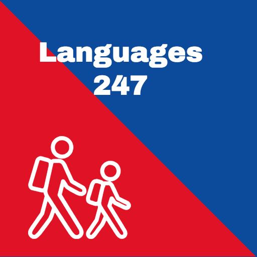Logo languages 247