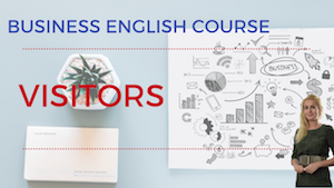 Visitors Business English Lesson