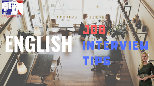 LANGUAGES247 English Job Interview Preparation tips