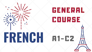 general French Course a1 to c2