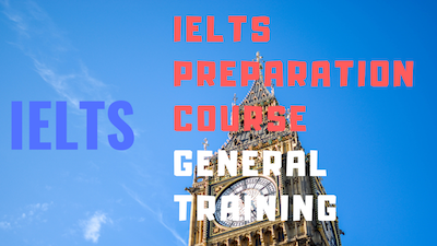 ielts preparation course general training