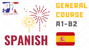 general Spanish Course A1-B2